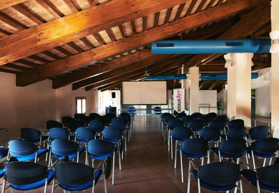 06 Villa Fabris Sala Convegni